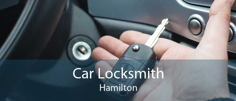 Car Locksmith Hamilton