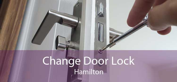 Change Door Lock Hamilton