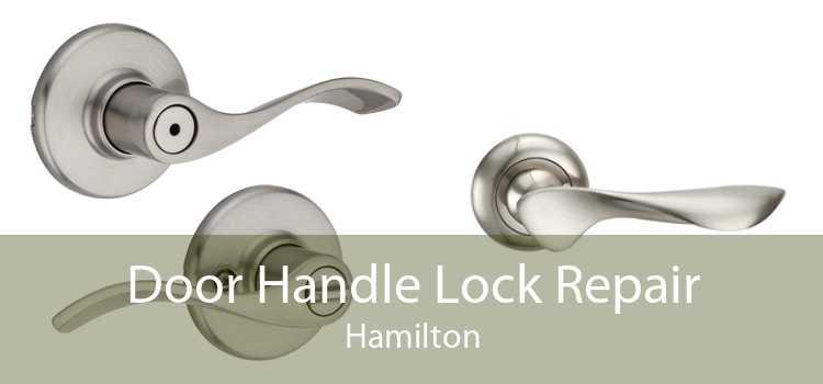 Door Handle Lock Repair Hamilton