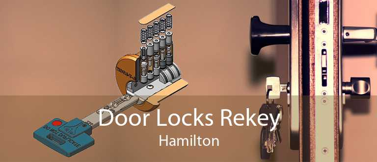 Door Locks Rekey Hamilton