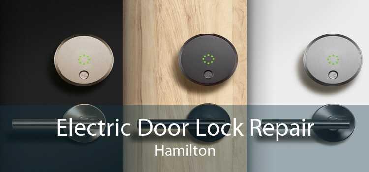Electric Door Lock Repair Hamilton