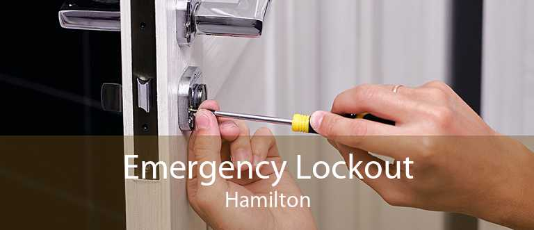 Emergency Lockout Hamilton