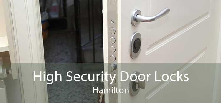 High Security Door Locks Hamilton