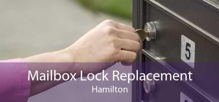 Mailbox Lock Replacement Hamilton
