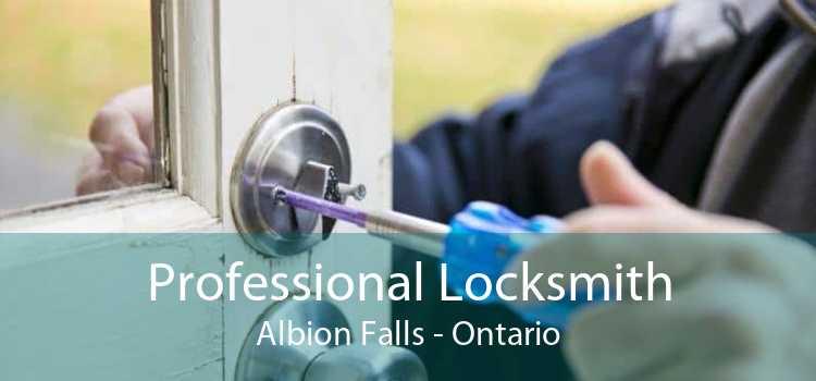Professional Locksmith Albion Falls - Ontario