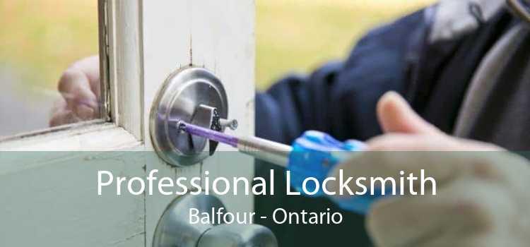 Professional Locksmith Balfour - Ontario