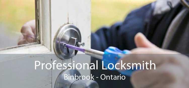 Professional Locksmith Binbrook - Ontario