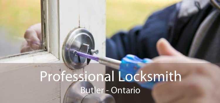 Professional Locksmith Butler - Ontario