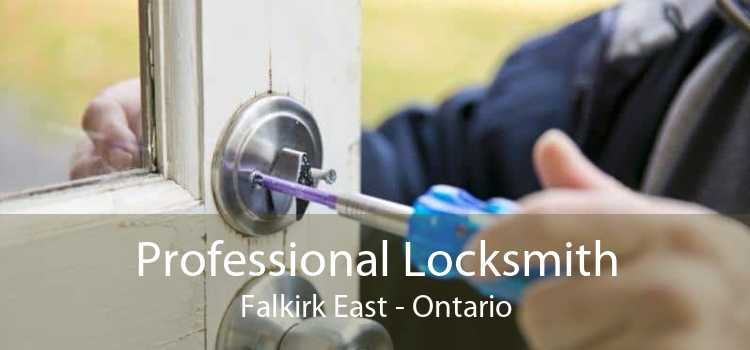 Professional Locksmith Falkirk East - Ontario
