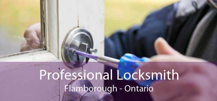 Professional Locksmith Flamborough - Ontario