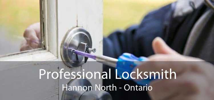 Professional Locksmith Hannon North - Ontario