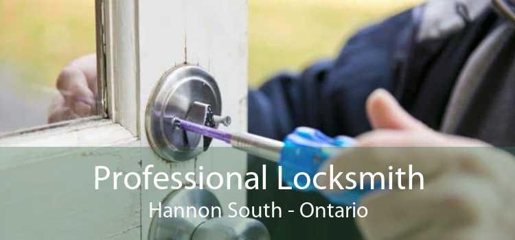 Professional Locksmith Hannon South - Ontario
