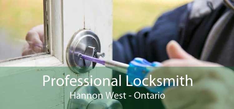 Professional Locksmith Hannon West - Ontario