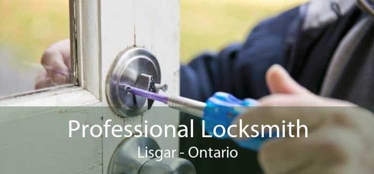 Professional Locksmith Lisgar - Ontario