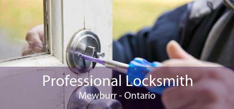 Professional Locksmith Mewburr - Ontario