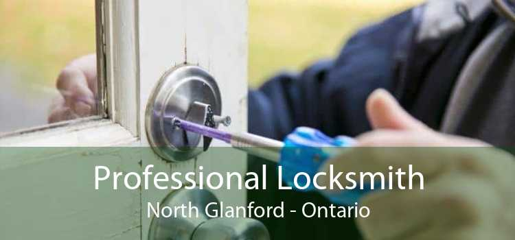 Professional Locksmith North Glanford - Ontario
