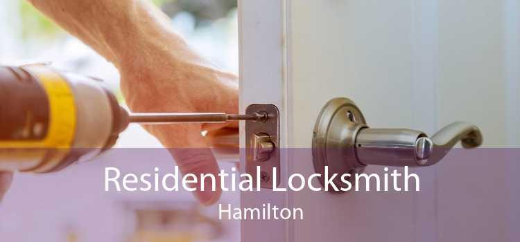 Residential Locksmith Hamilton