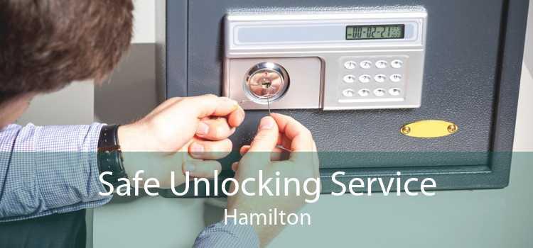 Safe Unlocking Service Hamilton